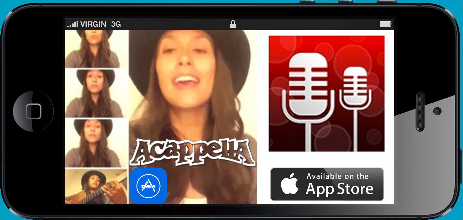Acapella from PicPlayPost
