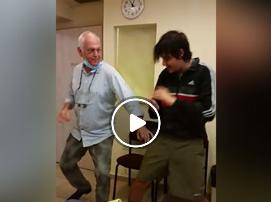 The Dancing Doctor!