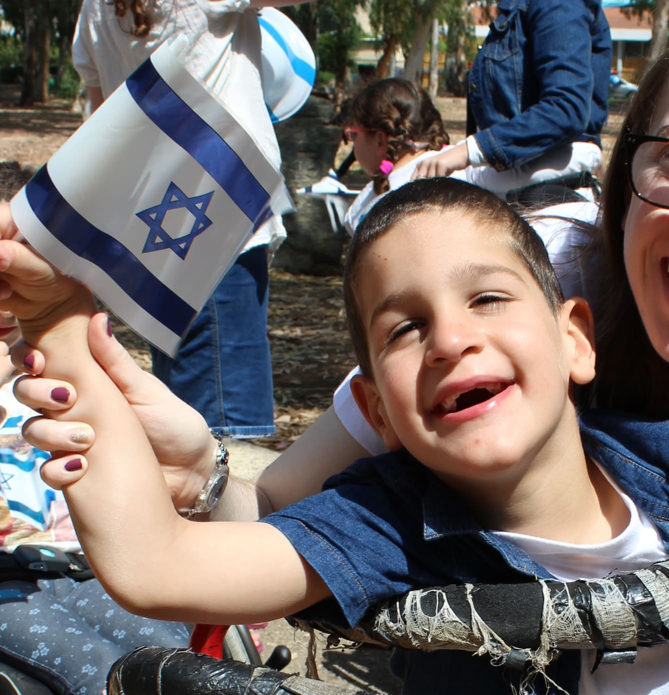 Independence for Israel, Independence for our Children: Binaya's Story