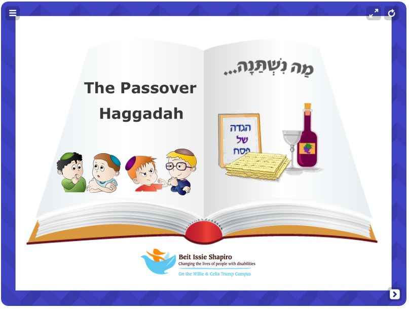 Pesach and Inclusion in the Time of Corona